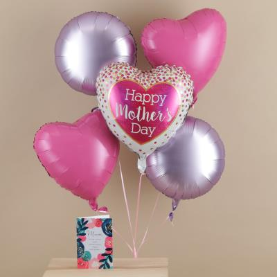 Happy Mother's Day Balloon Bundle
