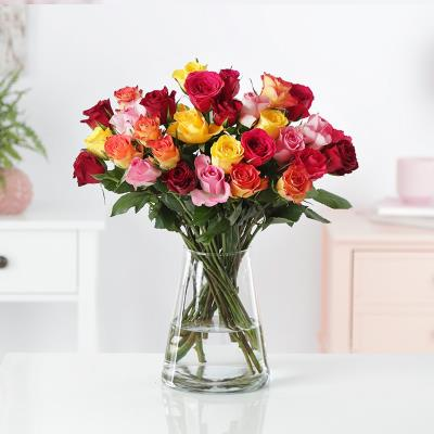 The Luxury 30 Mixed Roses