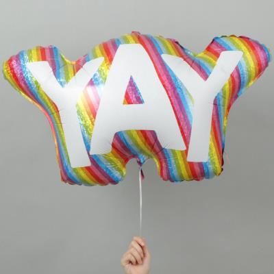 Giant YAY Balloon