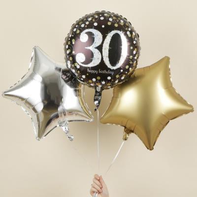 Happy 30th Birthday Trio