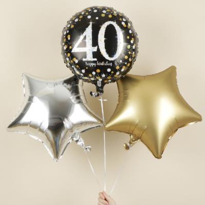 Happy 40th Birthday Trio