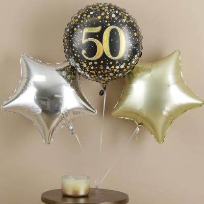 Happy 50th Birthday Trio