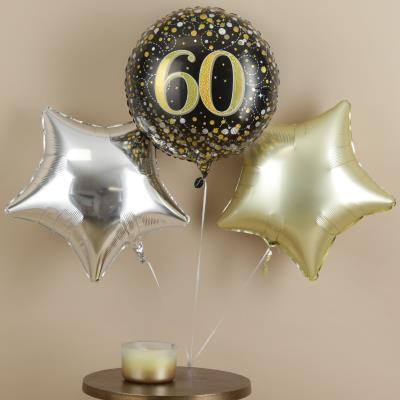 Happy 60th Birthday Trio