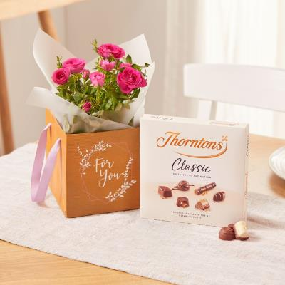 The Rose Gift Bag