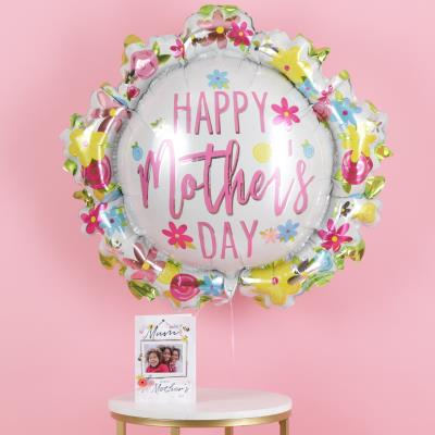 Giant Happy Mother's Day Wreath