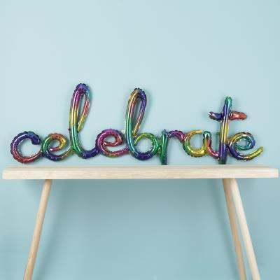 Letterbox Celebrate Balloon