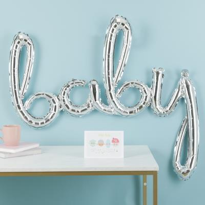 Letterbox Baby Balloon