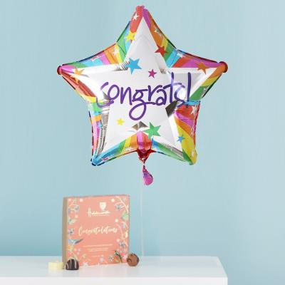 The Congrats Chocolate Gift Set