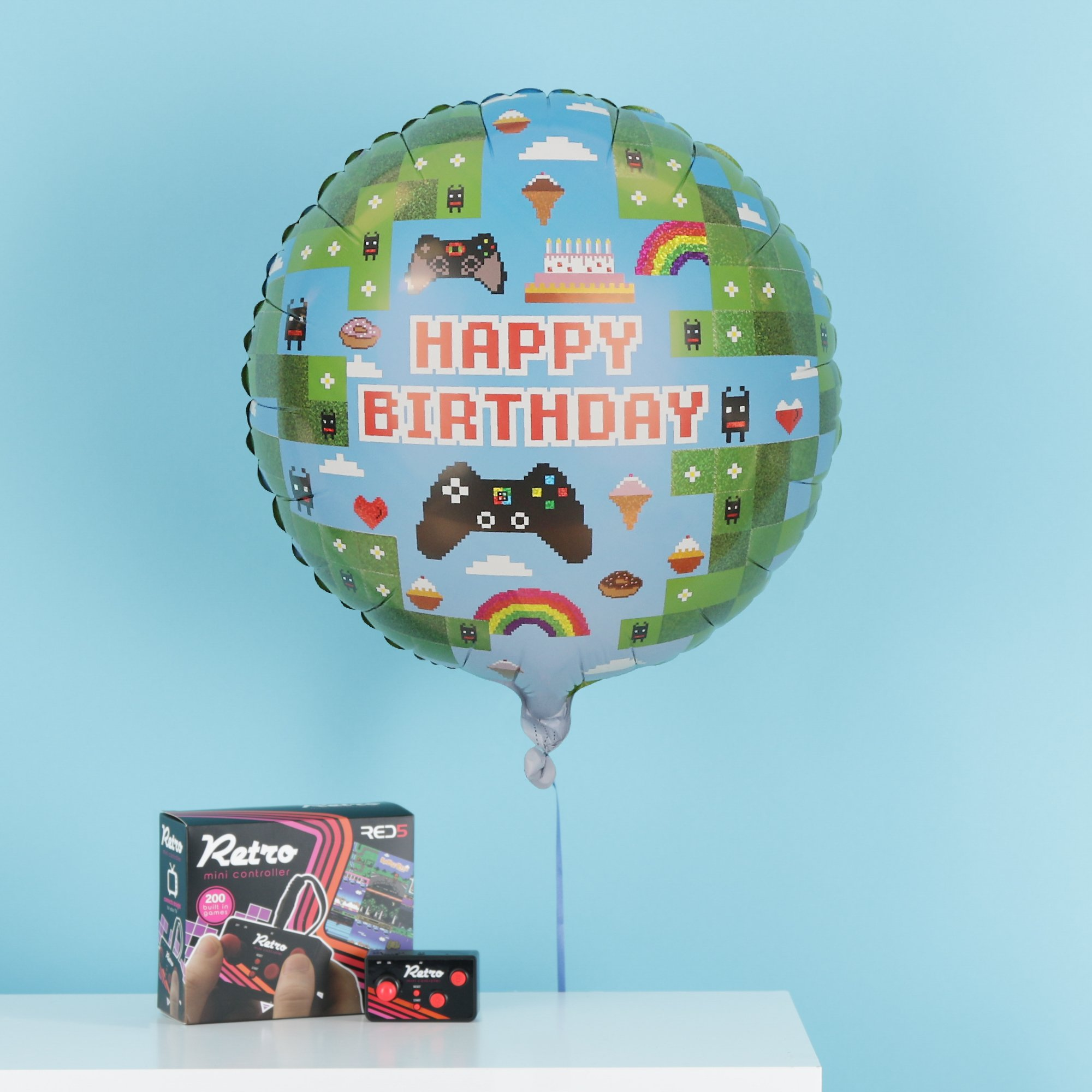 The Retro Gaming Gift Set By Moonpig - Delivery Available