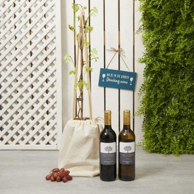 The Grape & Red Wine Gift Set