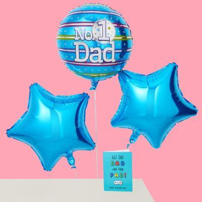 No.1 Dad Balloon
