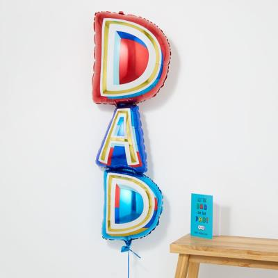 Giant DAD Balloon