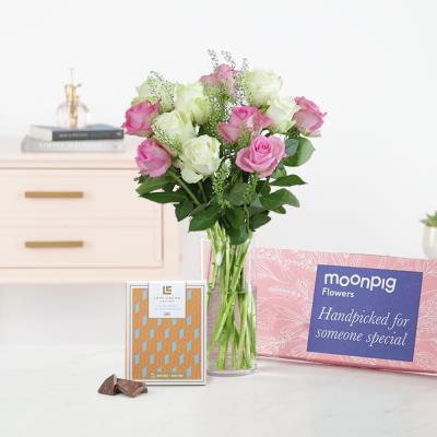 The Letterbox Roses Gift Set