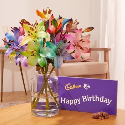The Rainbow Happy Birthday Gift Set