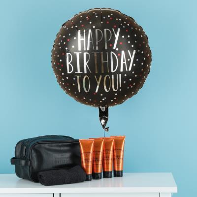 Birthday Grooming Gift Set