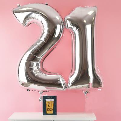Giant 21 Balloon