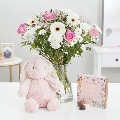 The Baby Girl Gift Set