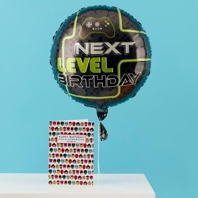 Next Level Birthday Balloon