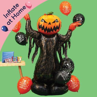 Letterbox Airloonz Pumpkin Gift Set