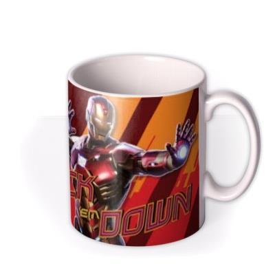 Avengers Gamerverse Iron Man Mug