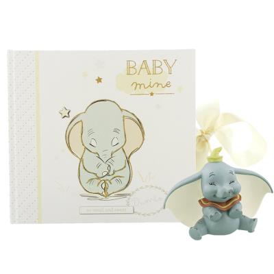 Disney Dumbo Gift Set; Album & Figurine