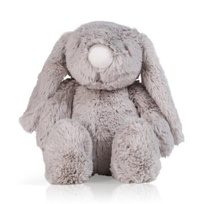 Bambino Grey Plush Rabbit