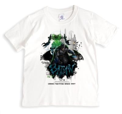 DC Batman Arkham Knight Illustrated Birthday t-shirt