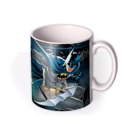 Batman Brave Superhero Personalised Mug