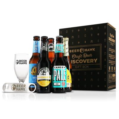 Beer Hawk Craft Beer Discovery Gift Set