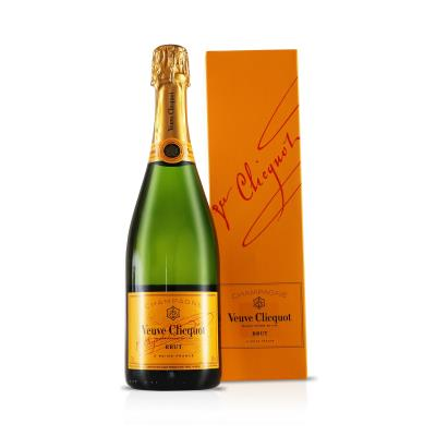 Veuve Clicquot Brut 75cl Gift Box