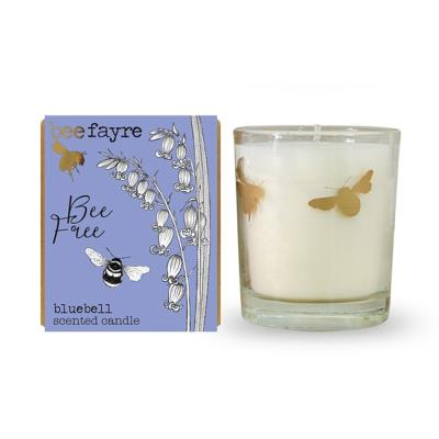 Beefayre Voitive Bee Print Candle