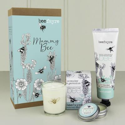Beefayre Mummy Bee Gift Set