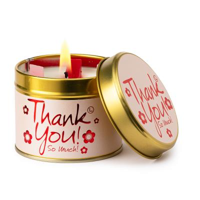 Lily Flame Thank You So Much Scented Candle
