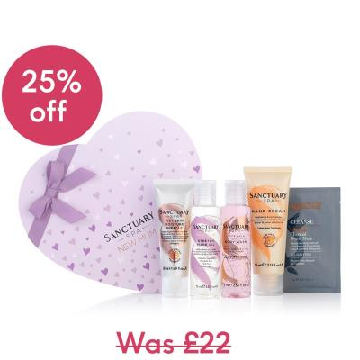 Sanctuary Spa New Mum Pampering Gift Set