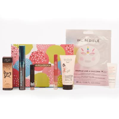 Birchbox Exclusive Beauty Birthday Gift Set