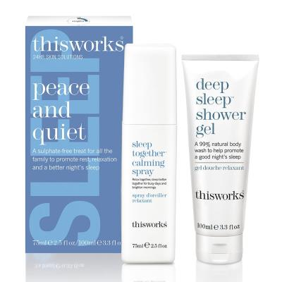 This Works Peace & Quiet Gift Set