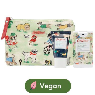 Cath Kidston Park Dogs Cosmetics Bag