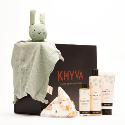 Cowshed Baby Spa Day Luxury Beauty Hamper