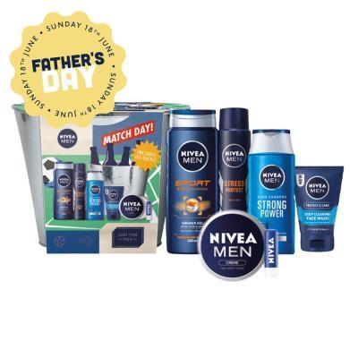 Nivea Men Match Day Beer Bucket Skincare Gift Set
