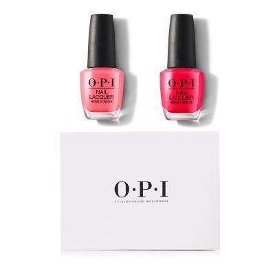 OPI Chihuahua Bites & Elephantastic Pink Gift Set