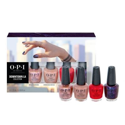 OPI Downtown LA Nail Lacquer Mini Pack