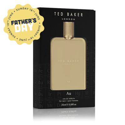 Ted Baker Travel Tonic Gold Eau De Toilette 25ml