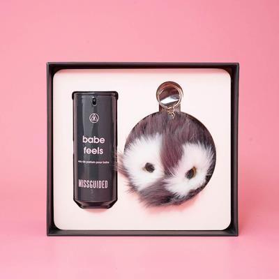 Missguided Babe Feels Eau De Parfum 80ml Gift Set