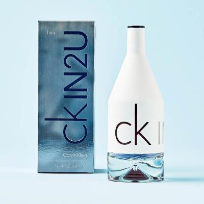 Calvin Klein In2U for Him Eau De Toilette 150ml