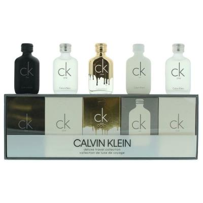 Calvin Klein Miniature Eau De Toilette Gift Set