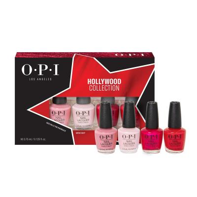OPI Hollywood Collection 4-Piece Mini Pack