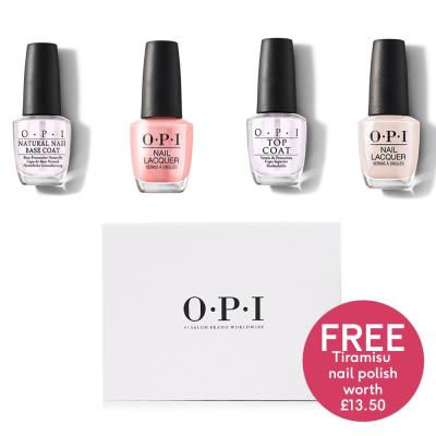 OPI Nail Lacquer Full Size Gift Set (WORTH £55.60!)