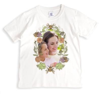 Be Mine Photo Upload T-shirt