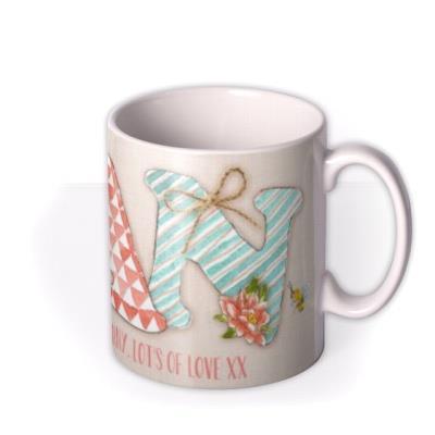Mother's Day NAN Personalised Mug