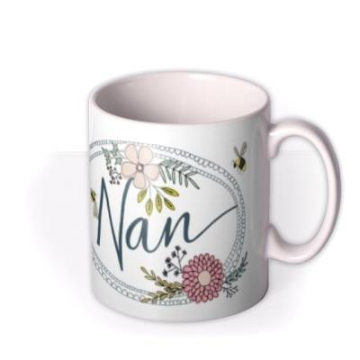 You Are One In A Million Nan Personalised Mug